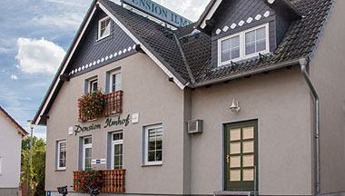 Pension Ilmhof in Bad Berka